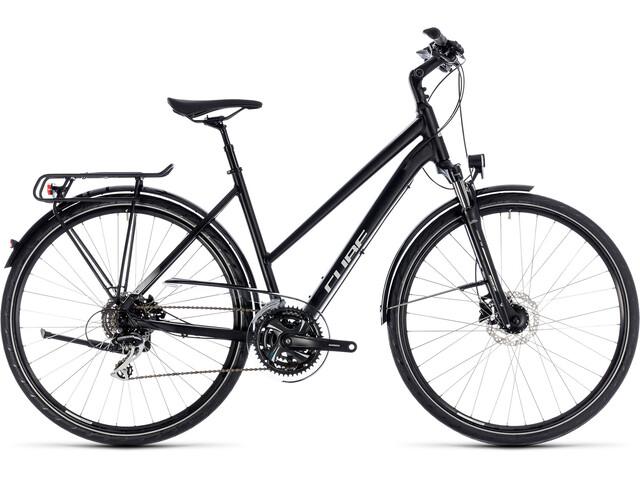 Cube Touring ONE - Vélo de trekking - Trapez noir